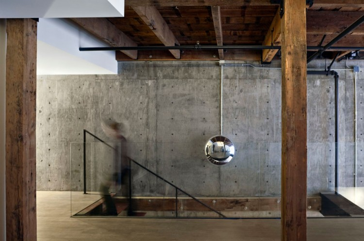 Warehouse loft renovation in san francisco for Furniture rentals san francisco