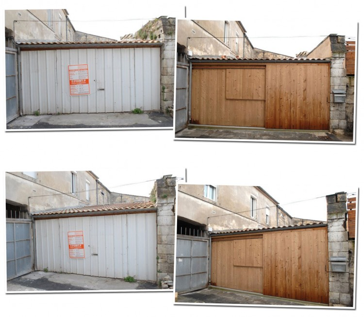 Before After Would You Live In A Garage