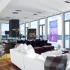 Sumptuous Duplex Penthouse in Stockholm