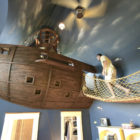 Ultimate Pirate Ship Bedroom by Kuhl Design Build