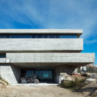 Impressive Concrete House in Madrid by Iñaqui Carnicero