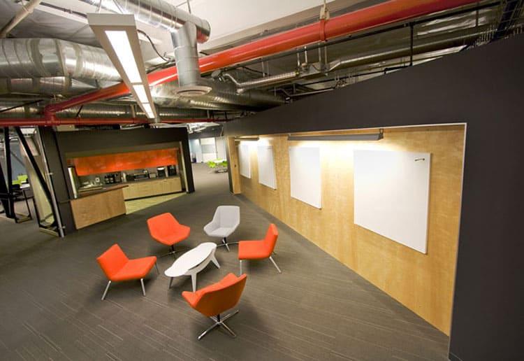 skypes north american headquarters in palo alto by blitz - Interior Design Palo Alto