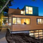 The Nuler-Cudahy Residence by David Coleman Architecture