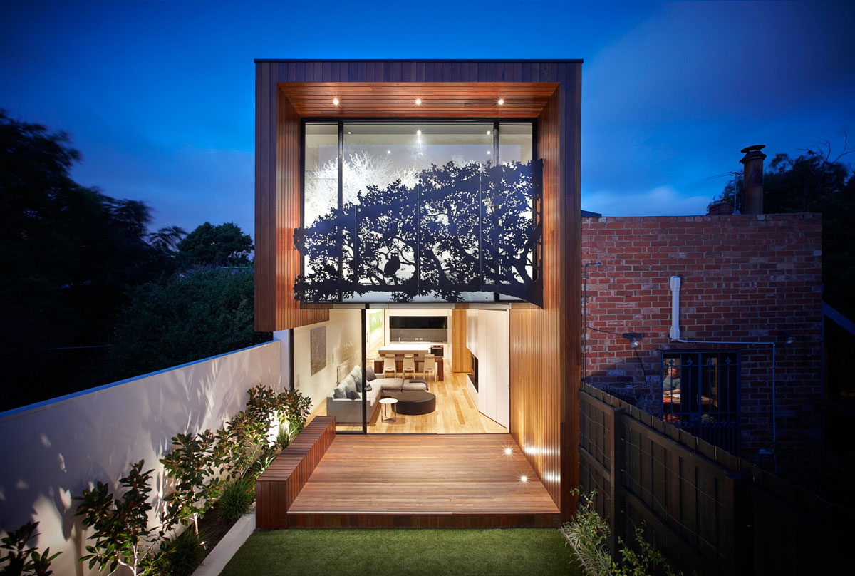 The Treetop House by Matt Gibson Architecture
