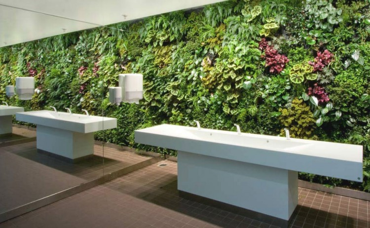 Vertical gardens in europe - Vertical gardens miniature oases ...