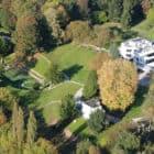 Villa Dirickz: A Modern Castle in Brussels