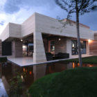 Vivienda 4 Developement by A-cero Architects
