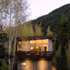 The Wrap House in Aspen by Studio B