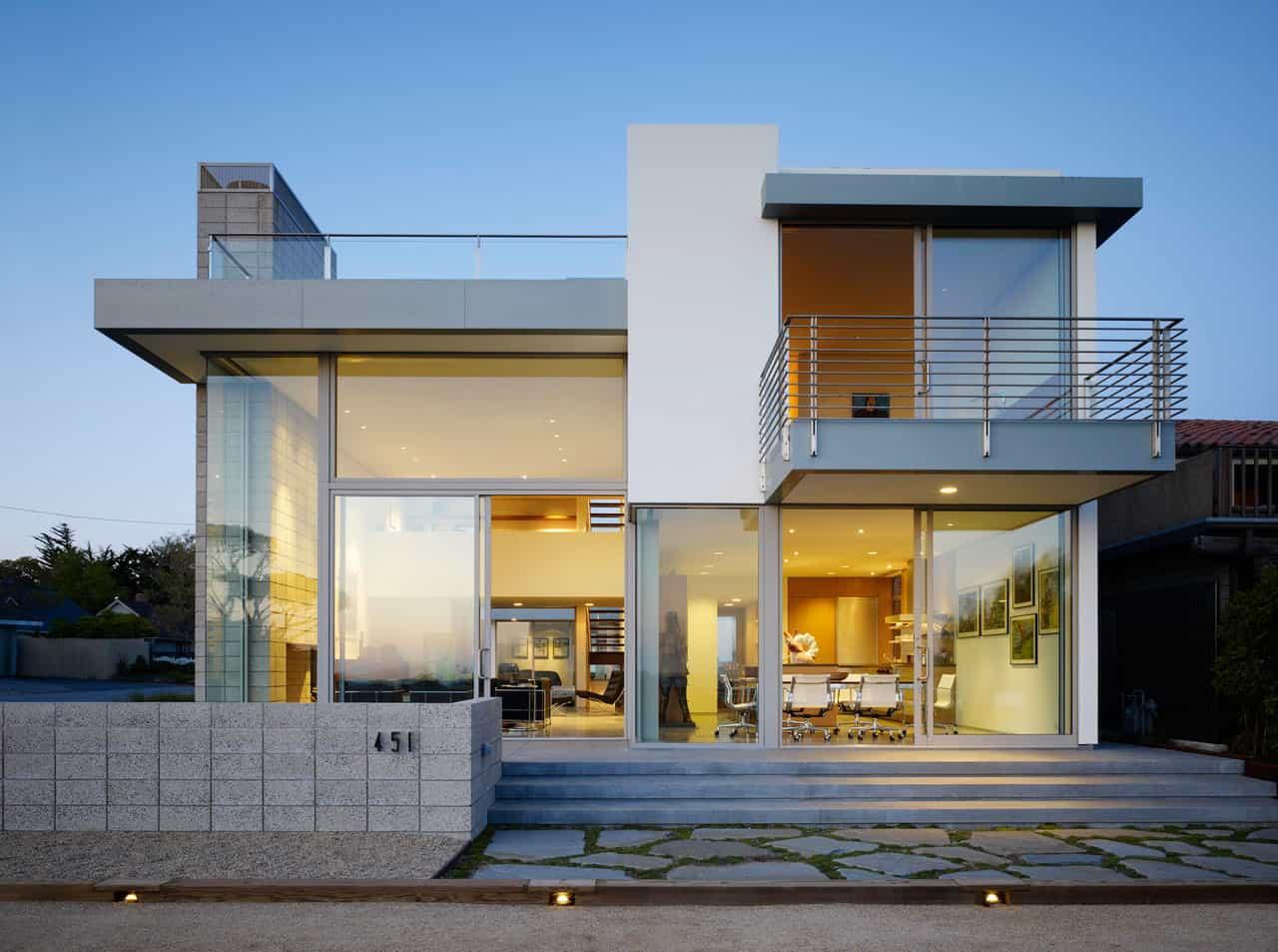 Zeidler Residence by Ehrlich Architects