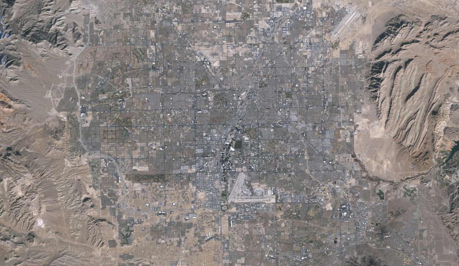 25 Years of Growth in Las Vegas