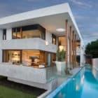 Amalfi Residence by Bayden Goddard Design Architects