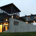 Berkshires XIII House by Burr and McCallum Architects