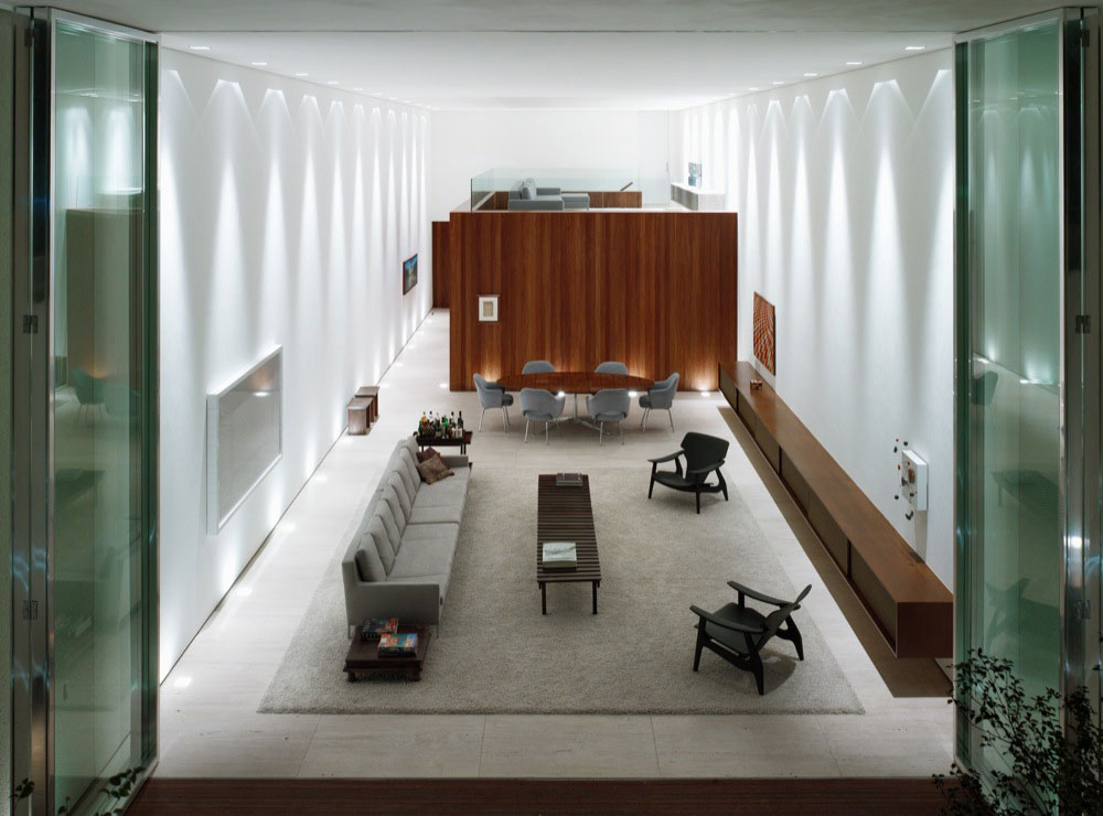 Casa Corten in Sao Paulo by Studio MK27