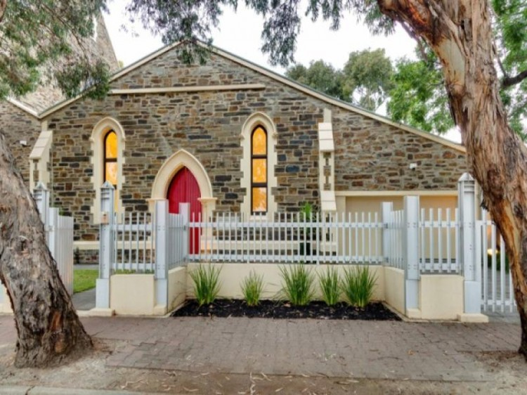 Church Conversion in Adelaide