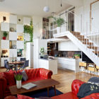 Beautiful Duplex Apartment in Gothenburg, Sweden