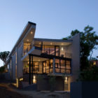 Fractured House in Boulder, Colorado by Studio H:T