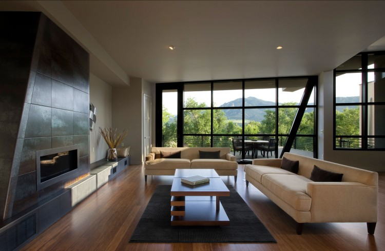 fractured house in boulder colorado by studio h t