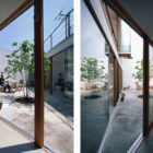 Garden House in Yokohama by Takeshi Hosaka Architects