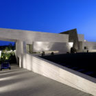Contemporary Residence in Pozuelo de Alarcón by A-cero Architects