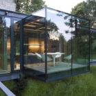 Jodlowa House, a Modern Living Home in Krakow by PCKO