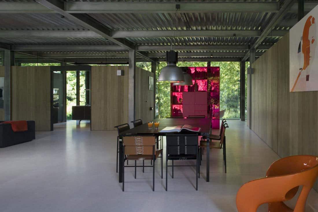 Jodlowa House, a Modern Living Home in Krakow by PCKO