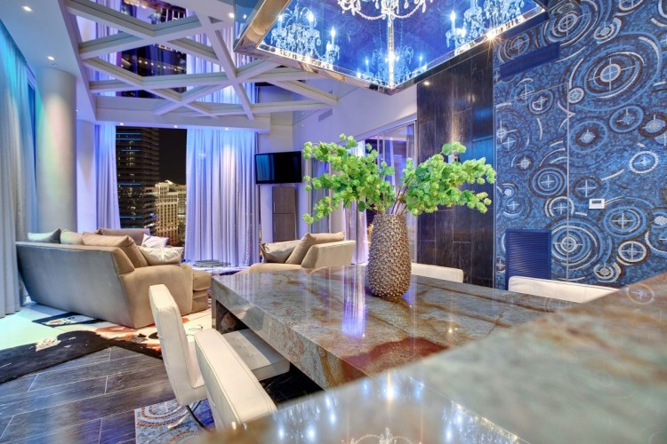 Brilliant Las Vegas Veer City Center Penthouse By Mark Tracy Download Free Architecture Designs Scobabritishbridgeorg