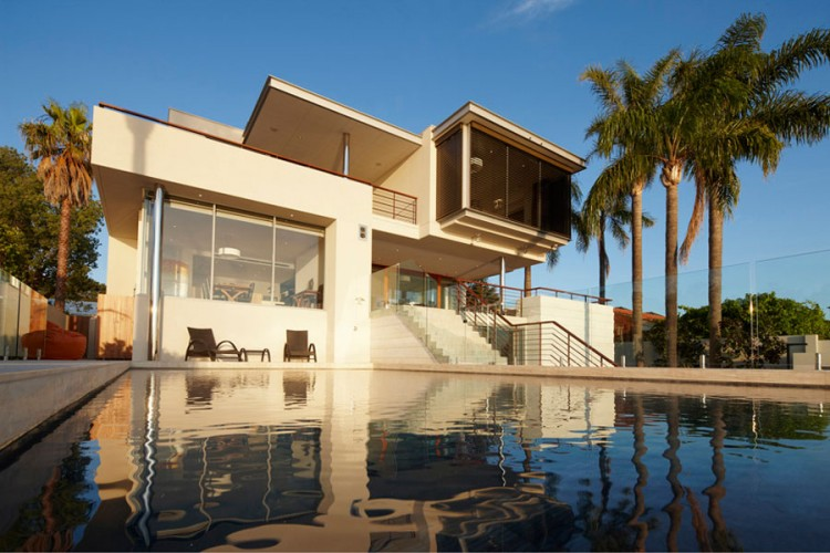 Mount Pleasant Residence by Wright Feldhusen Architects on