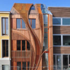 New Townhouses in Leiden by 24H ></noscript> Architecture