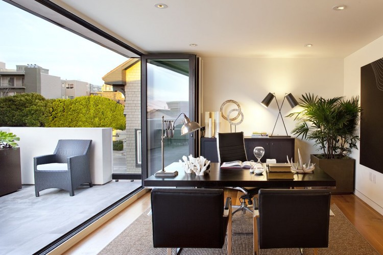 $7 Million Residence in San Francisco by John Maniscalco Architecture