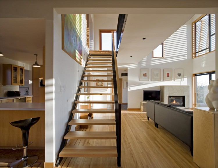 Screen House by Randy Bens Architect