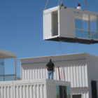 First Shipping Container House is Mojave Desert by Ecotech Design