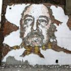 Street Artist Vhils Large-Scale Portraits