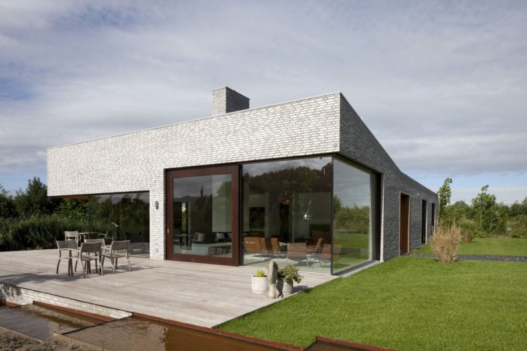 Villa Frenay In Netherlands By 70F Architecture