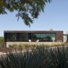 Contemporary Residence in Phoenix, Arizona by Chen + Suchart Studio