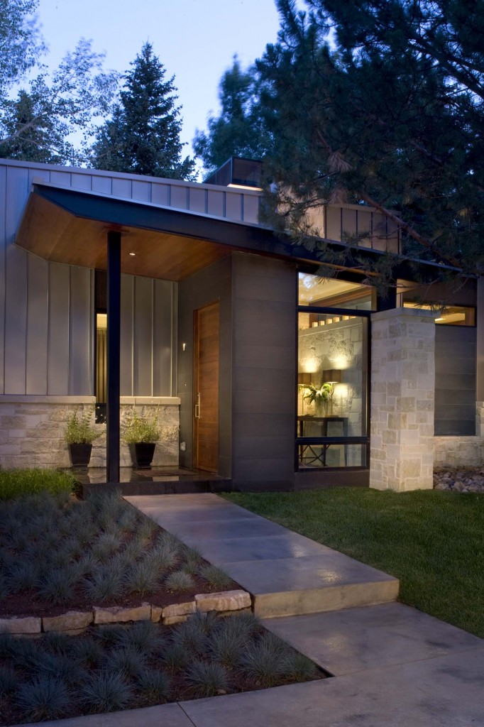 MidCentury Ranch Renovation In Aspen By RowlandBroughton Architecture Inspiration Home Remodeling Denver Co Minimalist