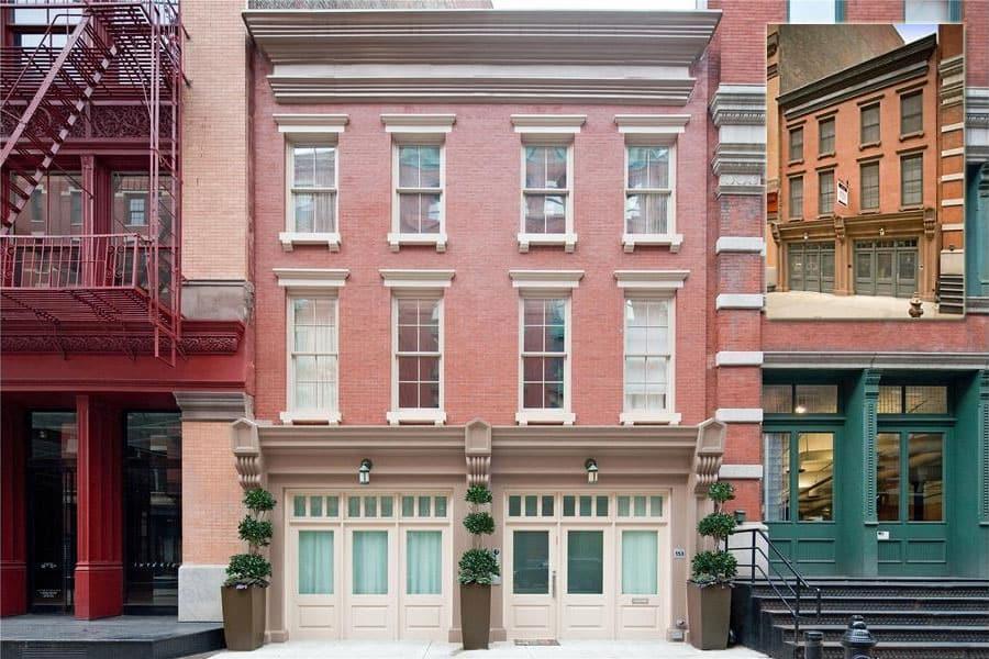 153 Franklin Street in Tribeca