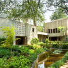 Millard House In Pasadena by Frank Lloyd Wright