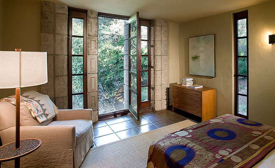 Millard House In Pasadena by Frank Lloyd Wright
