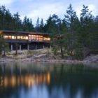 Cabin on Cortes Island by Balance Associates Architects