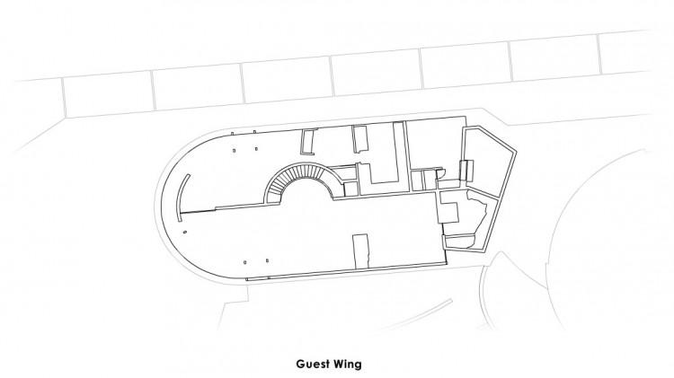 Elrod House by John Lautner on