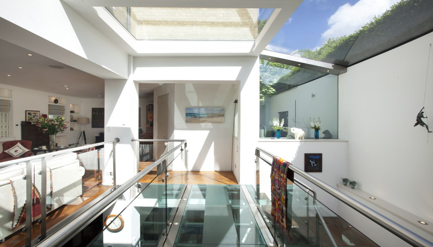 Gunter grove residence in west london