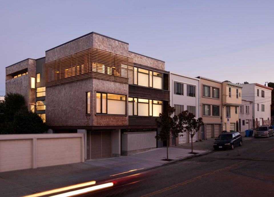 Two Innovative Townhouses in San Francisco by Dawson and Clinton and Studio 12 Architecture