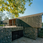 House in the Woods by Parque Humano Architects