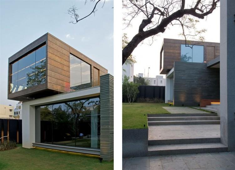Hyderabad House by Rajiv Saini and ociates on