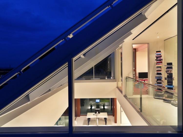 Maison De La Lumiere By Damilano Studio Architects - Horizontal-space-by-duilio-damilano