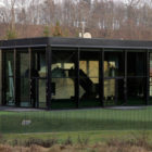 Glass House in Lithuania by G.Natkevicius & Partners