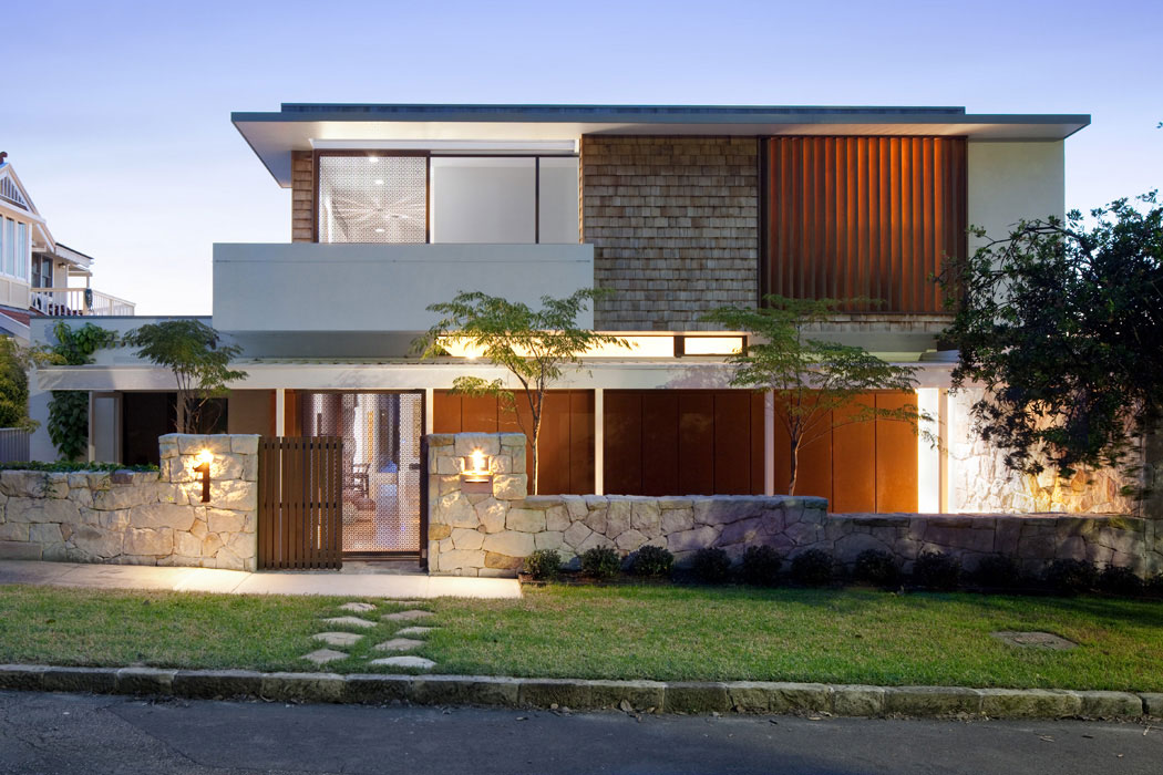 River house by mck architects for Home designs canberra