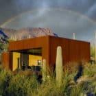 Desert Nomad House in Arizona by Rick Joy Architects