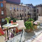 Beautiful and Bright Two Room Apartment in Central Gothenburg