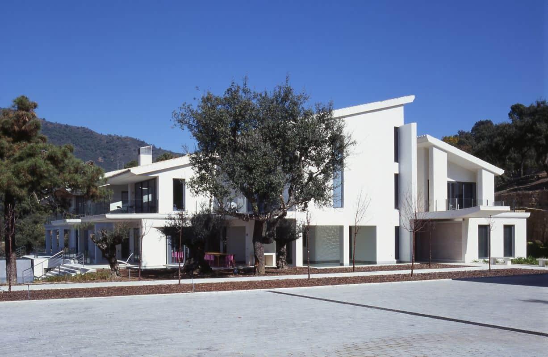 La Zagaleta House by Peter Thomas de Cruz